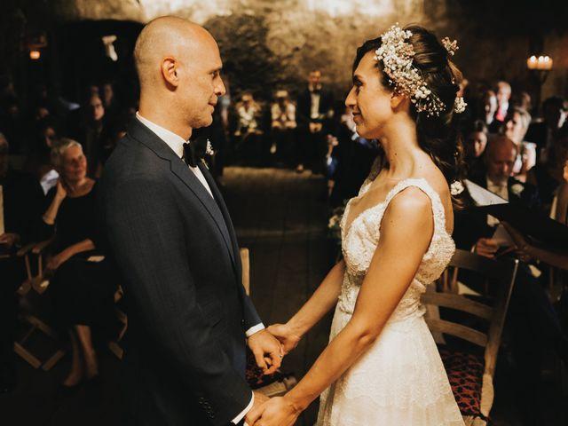 Il matrimonio di David e Alessia a Santo Stefano di Sessanio, L'Aquila 21