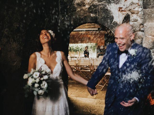 Il matrimonio di David e Alessia a Santo Stefano di Sessanio, L'Aquila 24