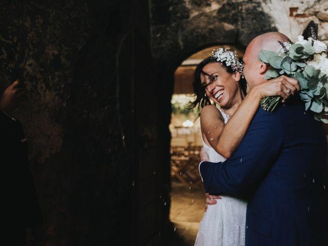 Il matrimonio di David e Alessia a Santo Stefano di Sessanio, L'Aquila 26
