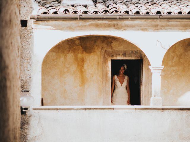 Il matrimonio di David e Alessia a Santo Stefano di Sessanio, L'Aquila 27