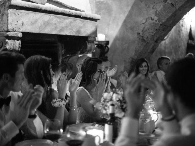 Il matrimonio di David e Alessia a Santo Stefano di Sessanio, L'Aquila 39