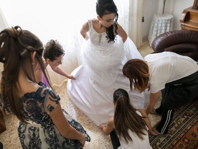 Il matrimonio di Roberto e Camilla a Nardò, Lecce 11