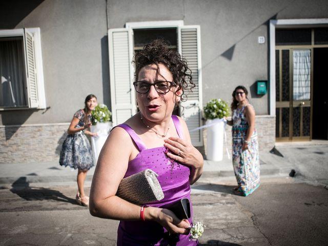Il matrimonio di Roberto e Camilla a Nardò, Lecce 16