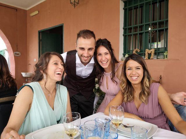 Il matrimonio di Simone e Martina a La Spezia, La Spezia 15
