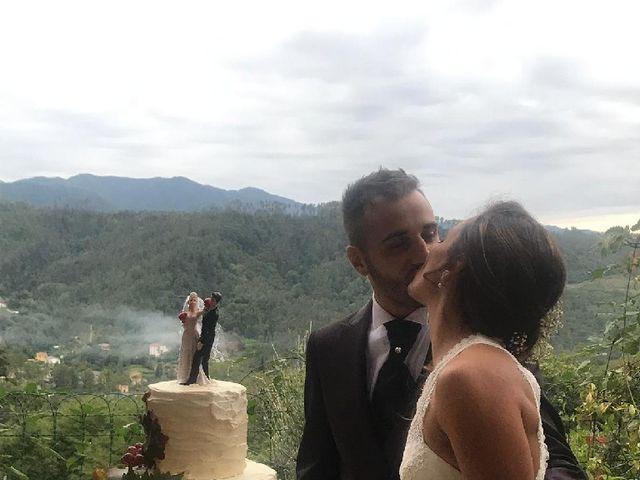 Il matrimonio di Simone e Martina a La Spezia, La Spezia 17