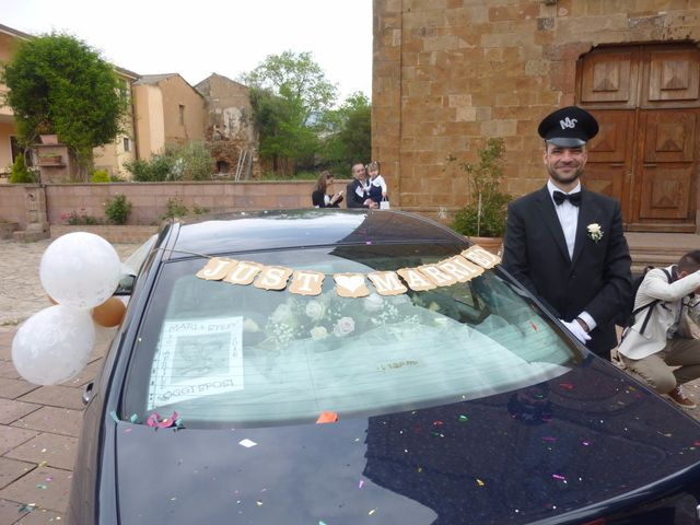 Il matrimonio di Stefy e Mari a Iglesias, Cagliari 8