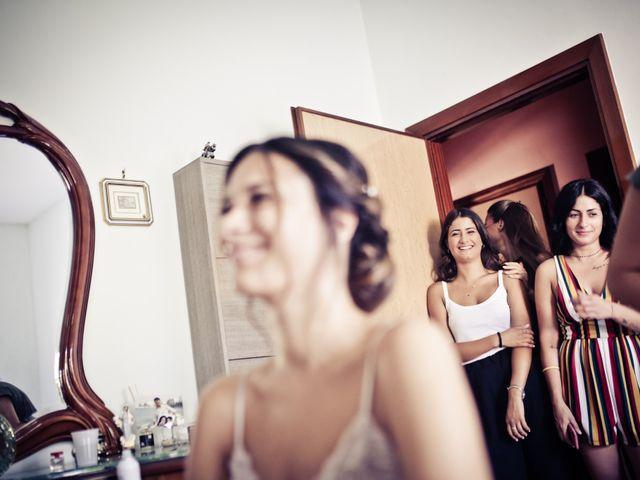 Il matrimonio di Christian e Lucrezia a Sabaudia, Latina 5
