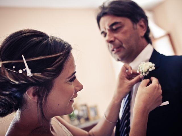 Il matrimonio di Christian e Lucrezia a Sabaudia, Latina 12