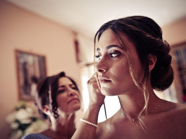 Il matrimonio di Christian e Lucrezia a Sabaudia, Latina 18