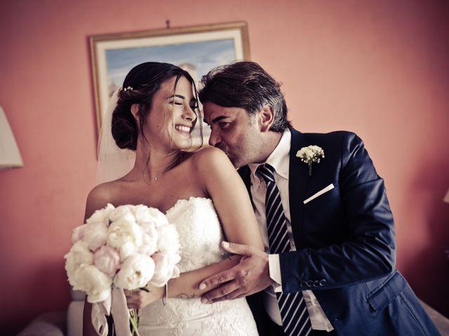 Il matrimonio di Christian e Lucrezia a Sabaudia, Latina 22