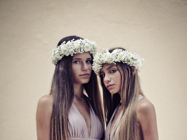 Il matrimonio di Christian e Lucrezia a Sabaudia, Latina 24