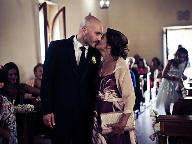 Il matrimonio di Christian e Lucrezia a Sabaudia, Latina 25
