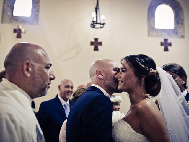 Il matrimonio di Christian e Lucrezia a Sabaudia, Latina 28