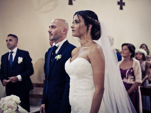 Il matrimonio di Christian e Lucrezia a Sabaudia, Latina 29