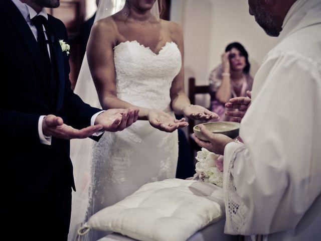Il matrimonio di Christian e Lucrezia a Sabaudia, Latina 30