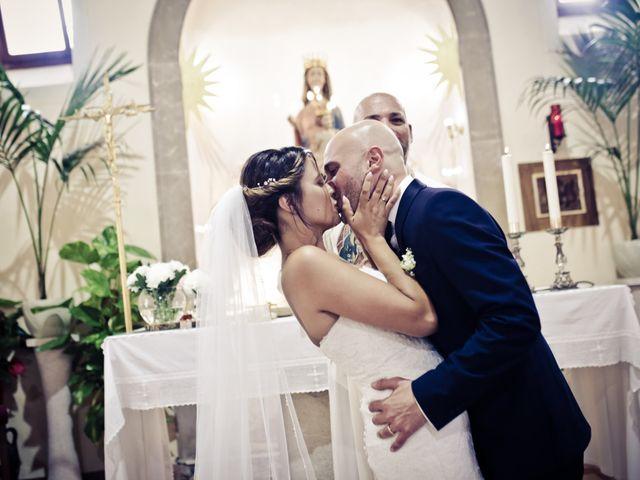 Il matrimonio di Christian e Lucrezia a Sabaudia, Latina 31