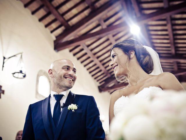 Il matrimonio di Christian e Lucrezia a Sabaudia, Latina 32