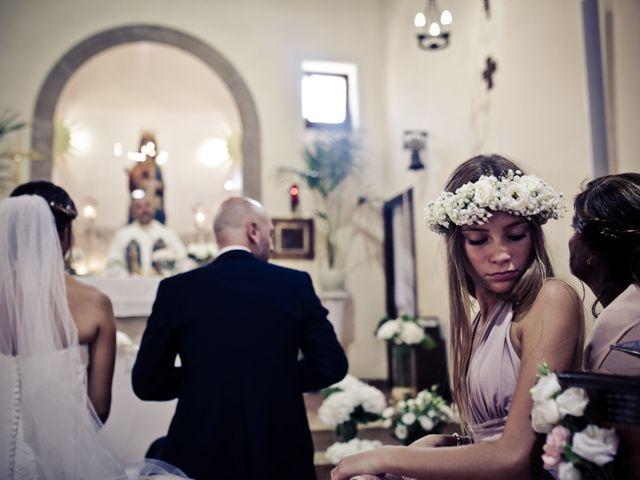 Il matrimonio di Christian e Lucrezia a Sabaudia, Latina 34