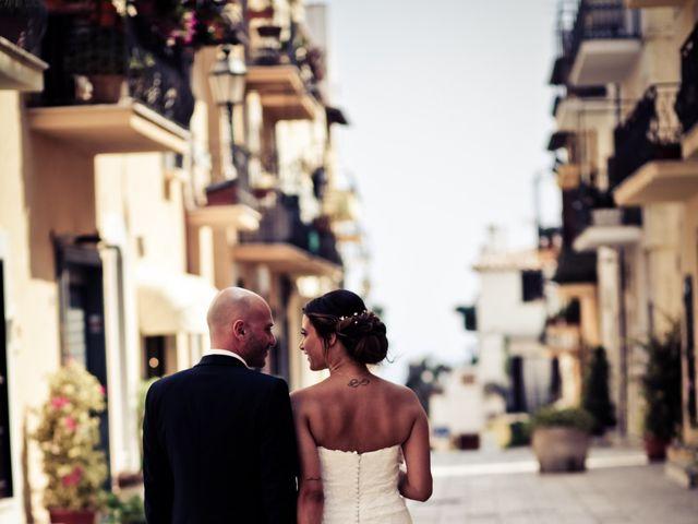 Il matrimonio di Christian e Lucrezia a Sabaudia, Latina 38