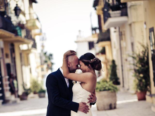 Il matrimonio di Christian e Lucrezia a Sabaudia, Latina 39
