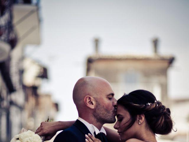 Il matrimonio di Christian e Lucrezia a Sabaudia, Latina 42