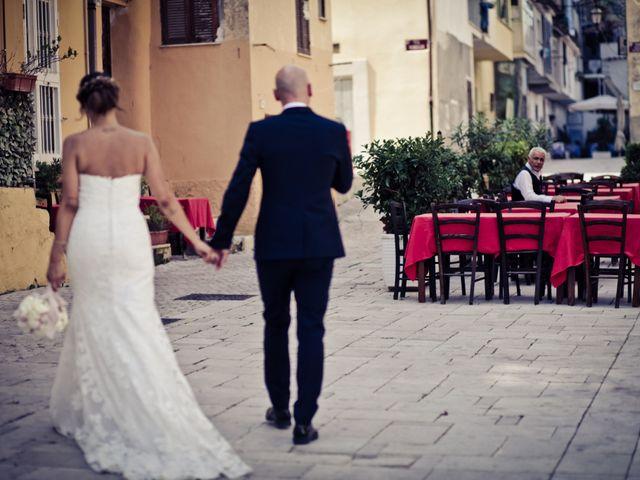 Il matrimonio di Christian e Lucrezia a Sabaudia, Latina 43