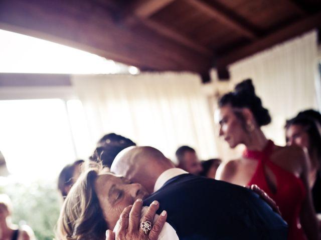 Il matrimonio di Christian e Lucrezia a Sabaudia, Latina 54