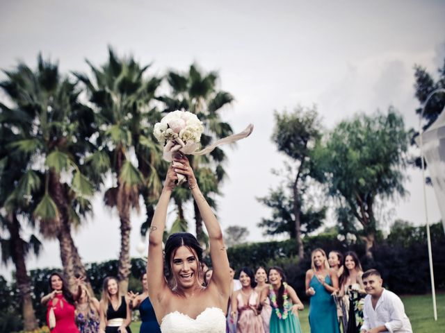 Il matrimonio di Christian e Lucrezia a Sabaudia, Latina 60