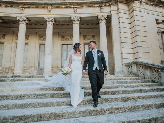 Le nozze di Vita e Dario