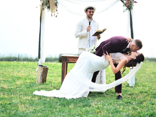 Le nozze di Marzia e Kym