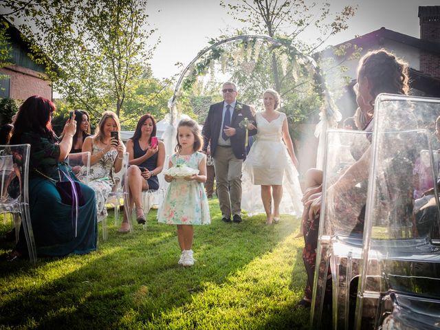 Il matrimonio di Federica e Valentina a Castagnole Piemonte, Torino 9