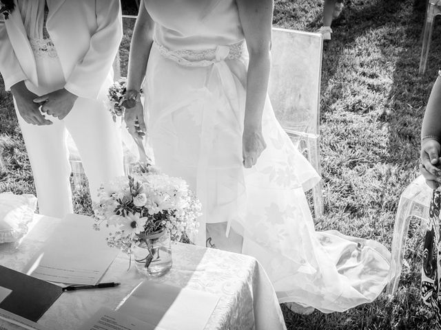 Il matrimonio di Federica e Valentina a Castagnole Piemonte, Torino 10