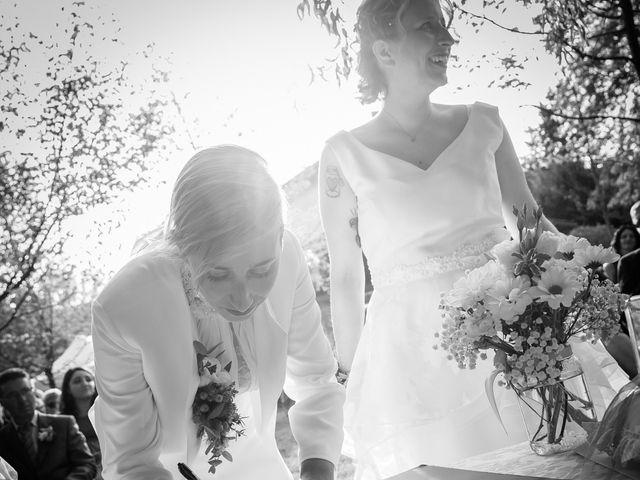 Il matrimonio di Federica e Valentina a Castagnole Piemonte, Torino 15