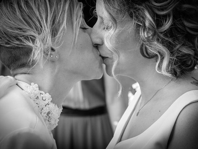 Il matrimonio di Federica e Valentina a Castagnole Piemonte, Torino 16