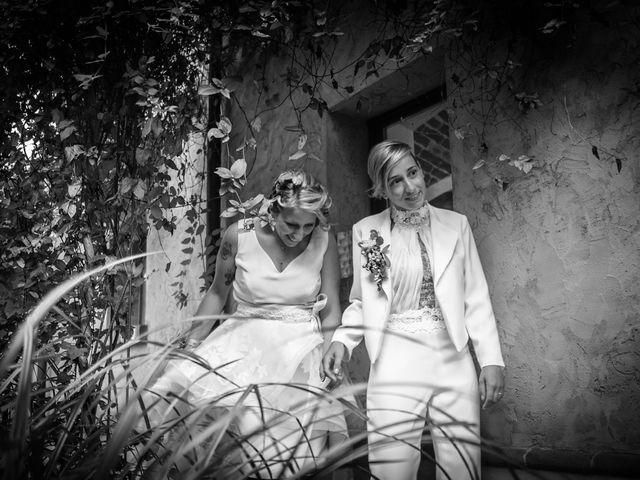 Il matrimonio di Federica e Valentina a Castagnole Piemonte, Torino 17