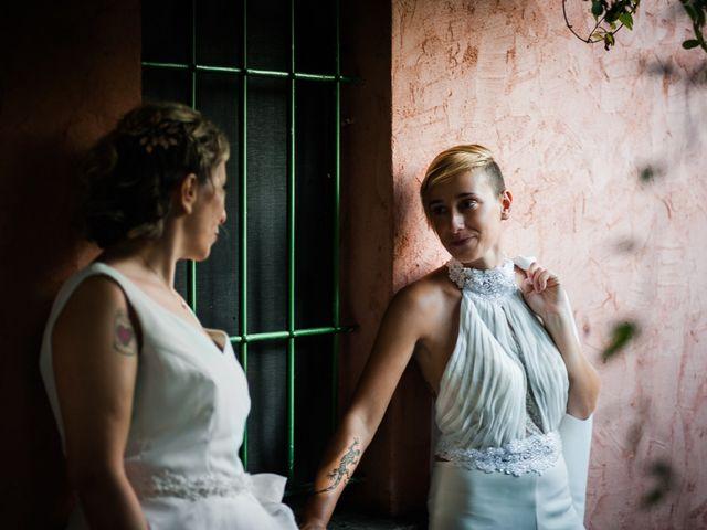 Il matrimonio di Federica e Valentina a Castagnole Piemonte, Torino 19