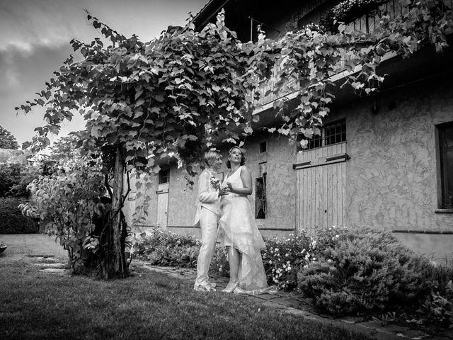 Il matrimonio di Federica e Valentina a Castagnole Piemonte, Torino 21