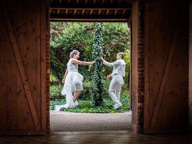 Il matrimonio di Federica e Valentina a Castagnole Piemonte, Torino 24