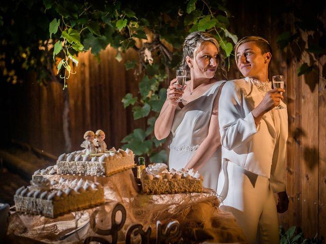 Il matrimonio di Federica e Valentina a Castagnole Piemonte, Torino 33