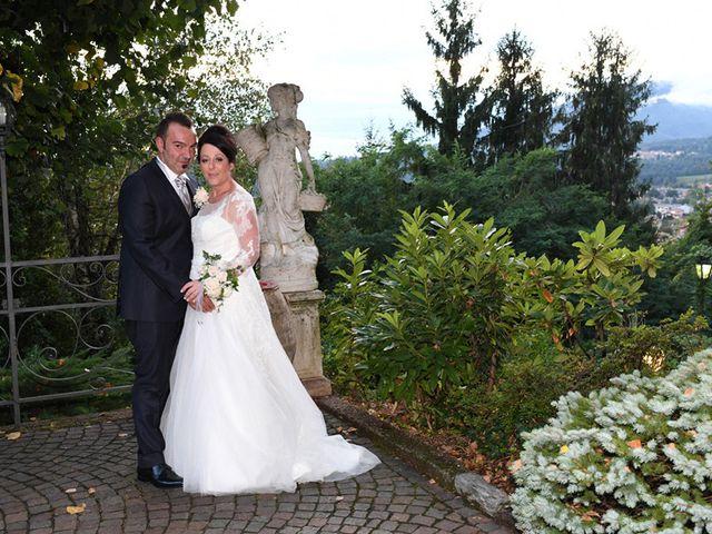 le nozze di Laura e Antonino