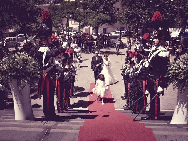 Il matrimonio di Giorgia e Nicola a Salerno, Salerno 16