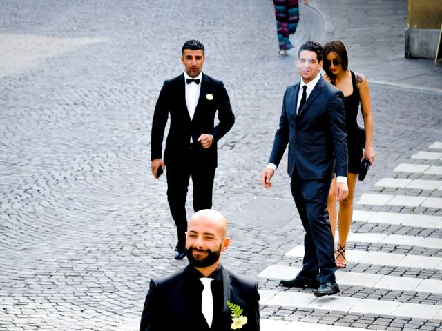 Il matrimonio di Salvatore e Maddalena a Udine, Udine 14
