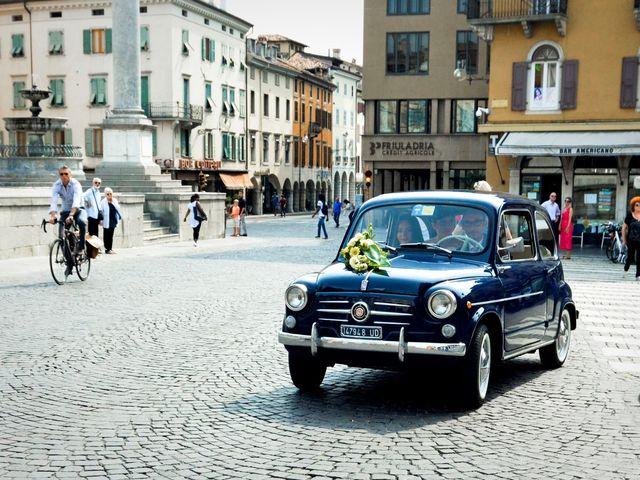 Il matrimonio di Salvatore e Maddalena a Udine, Udine 2