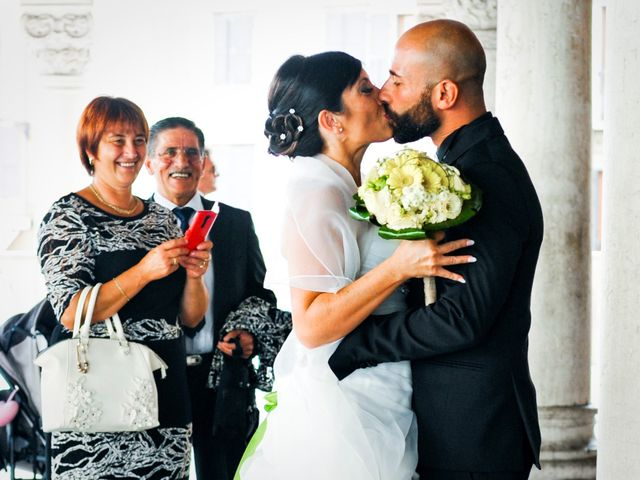 Il matrimonio di Salvatore e Maddalena a Udine, Udine 17