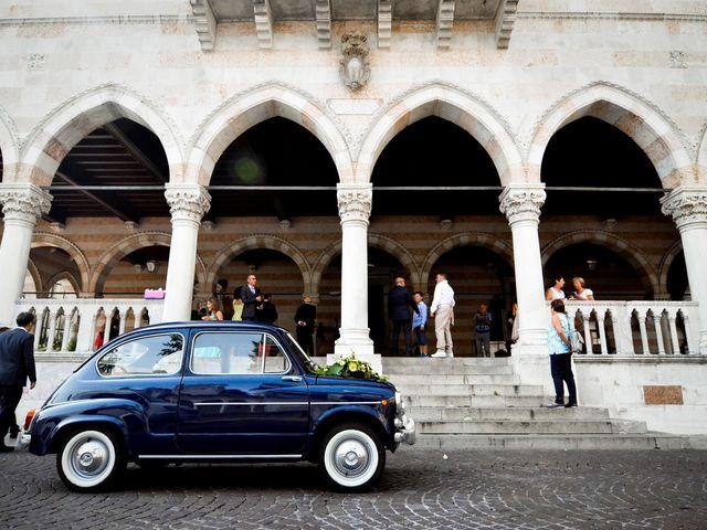 Il matrimonio di Salvatore e Maddalena a Udine, Udine 18