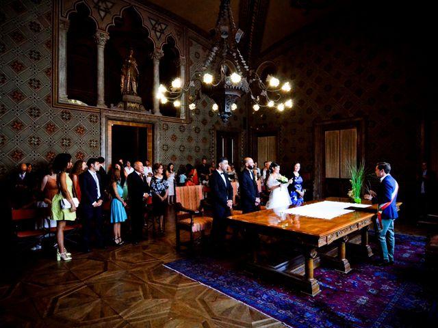 Il matrimonio di Salvatore e Maddalena a Udine, Udine 23