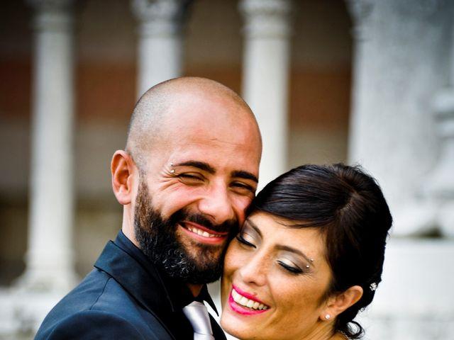 Il matrimonio di Salvatore e Maddalena a Udine, Udine 38