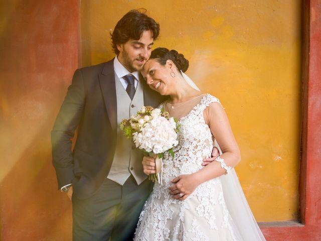 Le nozze di Marco e Chiara