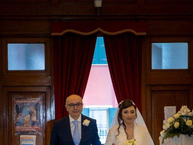 Il matrimonio di Andrea e Roberta a Chioggia, Venezia 12