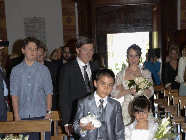 Il matrimonio di Luca e Francesca a Castel San Pietro Terme, Bologna 14